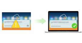 Recupera password iCloud