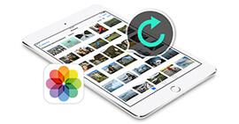 Recover Deleted or Lost Pictures or Photos from iPad