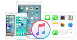 Recupera i dati dell'iPhone da iTunes