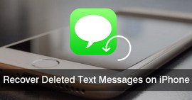 Recover Deleted iPhone Text Messages