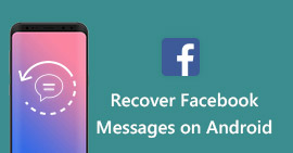 Recover Facebook Messages on Android
