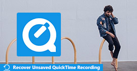 Recover Unsaved QuickTime Recording