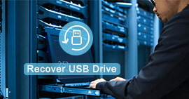 Recover USB Drive