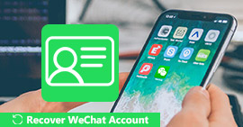 Ripristina account wechat