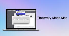 恢復模式Mac