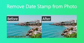 Usuń datę i znacznik czasu ze zdjęcia