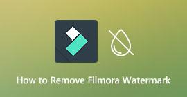 Odebrat vodoznak Filmora z videa