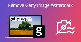 Odstraňte vodoznak Getty Images