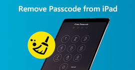 Remove Passcode from iPad
