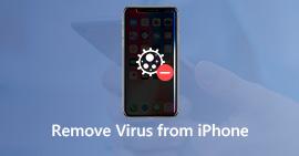 從iPhone刪除病毒