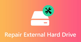 Repair External Hard Drive