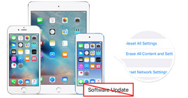 Restore iPhone without Software Update