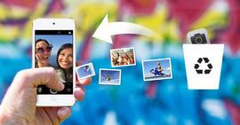Jak odzyskać usunięte zdjęcia z iPoda
