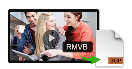 How to Convert RMVB to 3GP for your Cell Phone