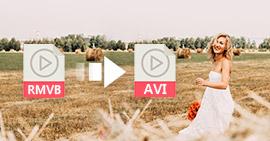 Jak przekonwertować RMVB na AVI