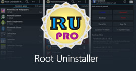 Root Uninstaller – Best App Disabler and System File Removere