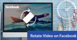 Rotate a Video on Facebook