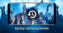 Come eseguire il backup di Samsung Galaxy S3 / S4 / S6 / S7 su Cloud