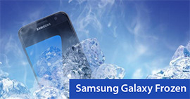 Samsung Galaxy Freezing