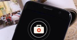 Napraw czarny ekran Samsung Galaxy S5