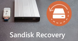 3 Easy Solutions for SanDisk Recovery