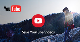 Four Ways of Saving YouTube Videos