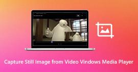 Στιγμιότυπο οθόνης στο Windows Media Player