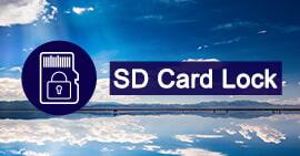 Κλείδωμα κάρτας SD