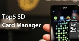 Android SD Card Manager