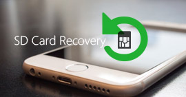 Recover SD Lost Files