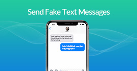Send Fake Text Messages