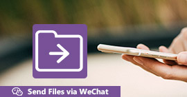Send Files via WeChat