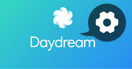 Set up Daydream on Android