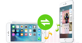 Come condividere la musica tra iPhone