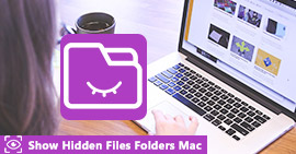 Pokaż ukryte pliki na komputerze Mac