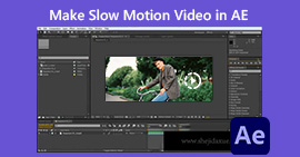 Rallentatore In After Effects