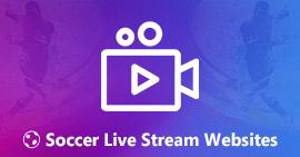 Siti Web di streaming live di calcio
