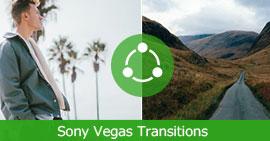Μεταβάσεις Sony Vegas
