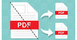 How to Split PDF Pages Easily and Freely
