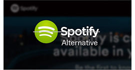 Spotify Alternatvie