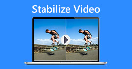 Stabilizzare video
