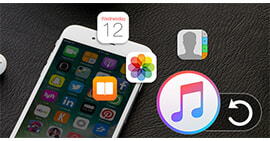 Sincronizza iPhone su iTunes