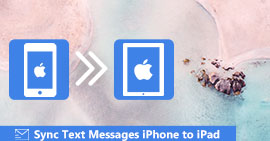 Sync iPhone Text Messages and iMessages to iPad