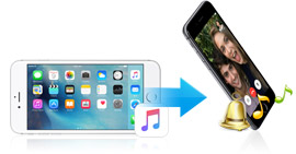Sync ringtone in iPhone