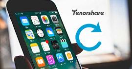 Odzyskiwanie danych iPhone'a Tenorshare