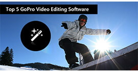 I 5 migliori software di editing video GoPro