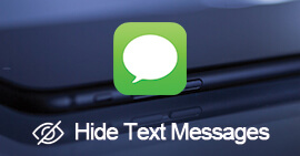 Top 5 Free Apps to Hide Text Messages on Android/iPhone