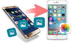 How to Transfer Photos between iPhone and Android