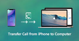 Transfer Call History from iPhone to Computer