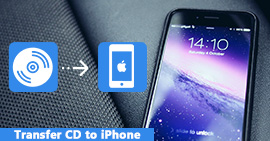 Transfer Music from CD to iPhone iPod